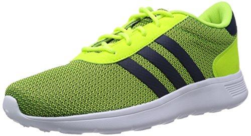 adidas NEO  Lite Racer, Sneakers Basses homme Jaune