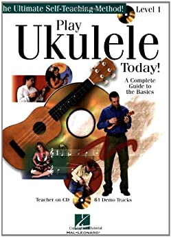 Play Ukulele Today!: A Complete Guide to the Basics Level 1 par [Tagliarino, Barrett]