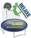 Trampoline Pro Jump Slammer Half-Court Deluxe Edition