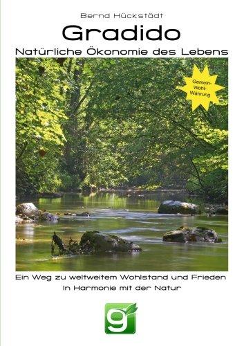 Buchcover: Gradido - Natürliche Ökonomie des Lebens
