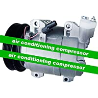 Gowe Compressore Aria Condizionata per dks17d auto aria condizionata compressore per auto Nissan Rogue 2008–2012Auto Compressore AC 92600jm01C