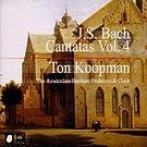 J.S. Bach : Cantatas, Vol. 4