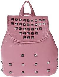 Fur Jaden Women's Backpack Handbag(Pink,H292_Pastelpink)