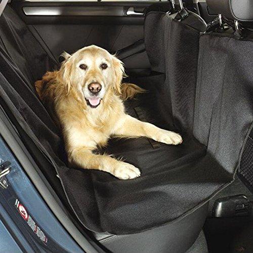 Soulitem Auto-Haustier-Hundesitz-Hängematten-Abdeckung mit Seitenschutz-Wasserdichten Auto-Stiefel-Haustier-Produkten