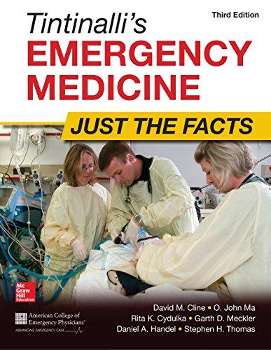 Tintinalli's Emergency Medicine: Just the Facts, Third Edition (English Edition)