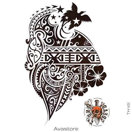 Tatuaggio temporaneo maori maori maya - avastore