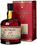 Product Image of El Dorado 12 Year Old Gold Rum, 70 cl
