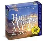 365 Bible Verses-a-Year 2017 Calendar