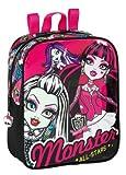 Monster High - Mochila de guardería (Safta 611343232)