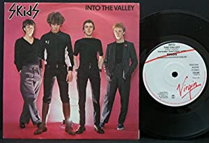 The Skids - Into The Valley - The Best of The Skids