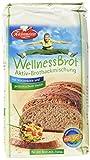 Bielmeier - Küchenmeister Brotbackmischung Aktiv: Wellnessbrot 15er Pack (15 x 500 g)