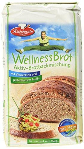 Bielmeier - Küchenmeister Brotbackmischung Aktiv:...