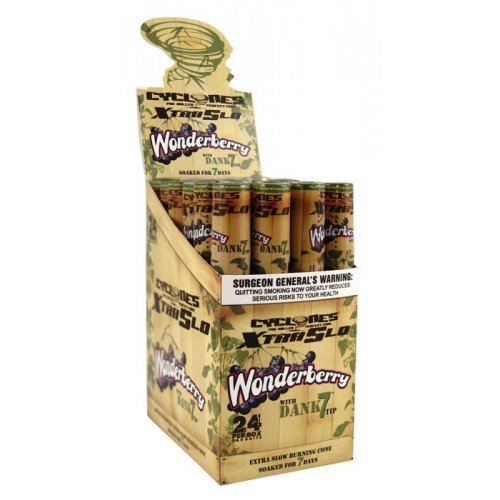 cyclones-xtraslo-wonderberry-4-cones-double-wrapped-pre-rolled-cone-blunts-extra-burning-cone-blunt-
