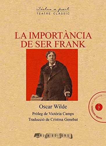 La importància de ser Frank: 8 (Textos a part (clàssic))