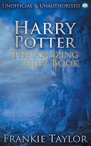 The Amazing Quiz Book: Harry Potter