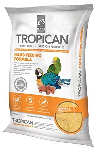 Hari Tropican Hand Feeding Formula, 2 kg