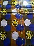 Afrikanische Stoffe Block Ankara Print Baumwolle Stoff für