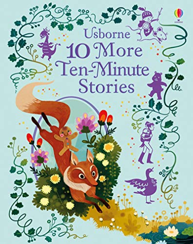 10 More Ten-Minute Stories (Illustrated Story Collections)