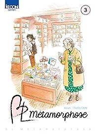 BL Métamorphose, tome 3 par Kaori Tsurutani