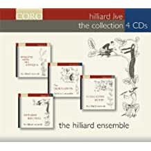 Hilliard Live Collection (Box)