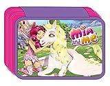 Mia & Me Federpenal gefüllt - Doppeldecker Schuletui Fanartikel 335--40054