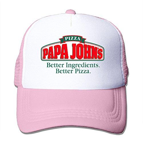 sunpp-cappellino-da-baseball-uomo-pink-taglia-unica