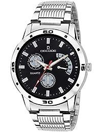 Decode DC6040 Black Ultimate Chronograph Analog Watch - For Men/Boys