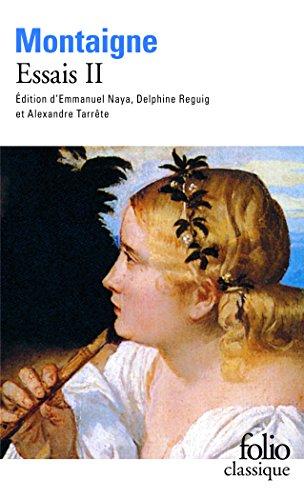 Essais (Tome 2-Livre second) par Michel de Montaigne