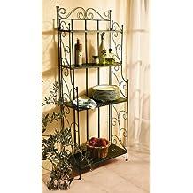 suchergebnis auf f r eisenregal landhausstil. Black Bedroom Furniture Sets. Home Design Ideas
