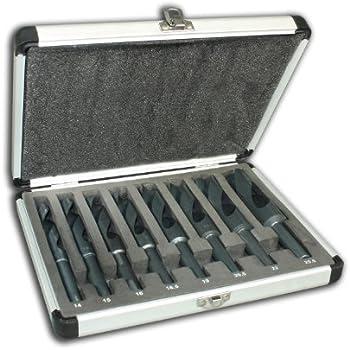 Spiralbohrer für Aluminium Bohren Schaft Schnellarbeitsstahl praktisch