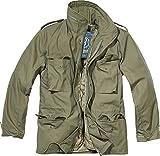 Brandit Herren M-65 Feldjacke Classic Jacke, Grün (Oliv 1), XXX-Large