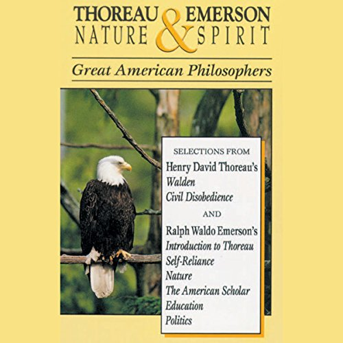 Thoreau and Emerson: Nature and Spirit  Audiolibri
