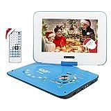 Wimaha Kompakt DVD Player HDMI Alle Region Frei Unterstützung SD Karte USB Festplatte CD DVD AV-In-Out mit 9