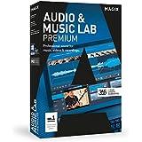 MAGIX Audio & Music Lab 2017 Premium - Professional sound for music, video and audio recordings