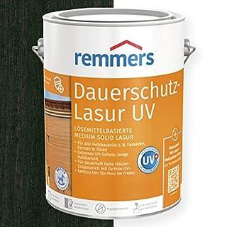 Remmers Dauerschutz-Lasur UV (5 l, ebenholz)