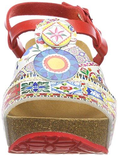 alla Desigual con odisea Shoes MicrorapportSandali Cinturino Nym8vn0wO