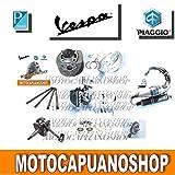 MAXI KIT GRUPPO TERMICO POLINI RACING ALBERO MOTORE VESPA 50 130 APE 50