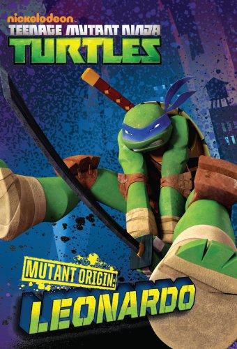 Mutant Origins: Leonardo (Teenage Mutant Ninja Turtles) (English Edition)