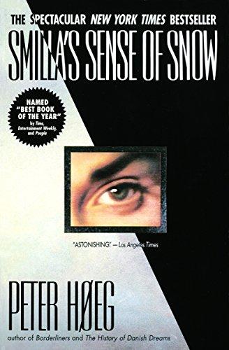 Book cover for Smilla's Sense of Snow