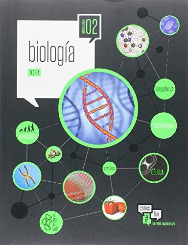 Biología 2º bach ( dos volumenes) (somoslink)