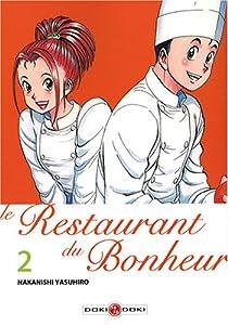 Le Restaurant du Bonheur Edition simple Tome 2
