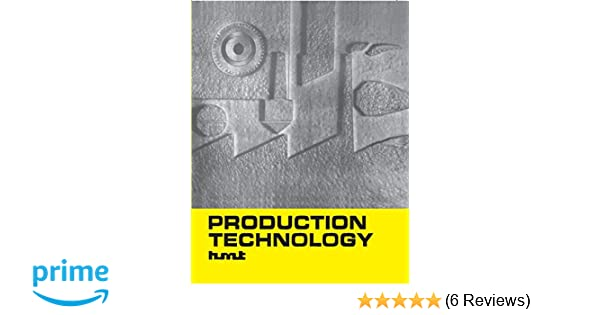 Production Technology By Hmt Ebook