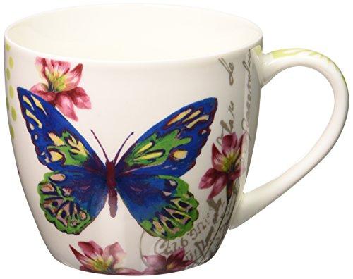 Paperproducts Designs Tasse in Geschenkbox, 525 ml, Aporia (Tee-garten-geheimnisse)