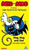 Meg And Mog: Meg, Mog And Owl [VHS]