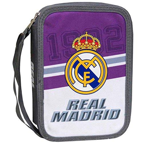 Estuche Real Madrid Doble 31 Piezas