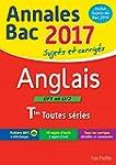 Annales Bac 2017 Anglais Term Toutes...
