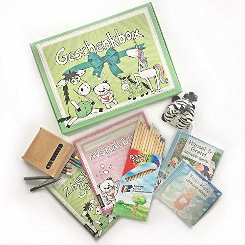 Origami-Geschenkbox Lieferumfang: Komplettset inklusive Anleitungsbuch, Origami-Papier und Falzplektron, in Geschenkbox