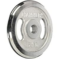Finnlo Discos de Pesas 2 x 5kg