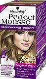 Schwarzkopf Perfect Mousse Coloration Permanente 850 Caramels Blond Doré 35 ml
