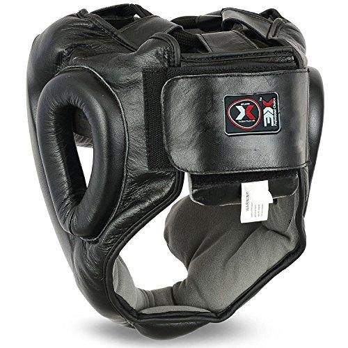 3XSports Kopfschutz UFC Head Guard Gesichtsschutz Kopfschutz MMA Kickboxen thai Abbildung 2